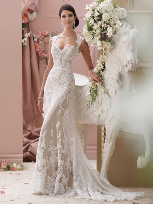Brautmode berlin tull und tranen